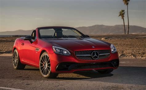Power recline, height adjustment, cushion extension, fore/aft movement and cushion tilt. 2019 Mercedes-AMG SLC 43 Announced; Gets More Power And New Features - CarandBike