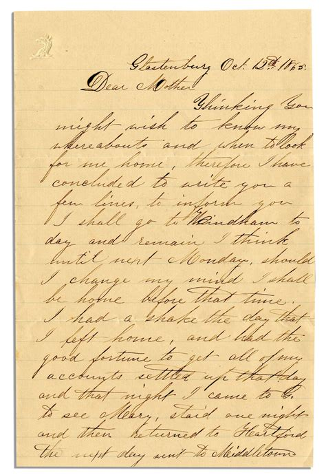 letters from the civil war fresh letters from the civil war cover letter exles 12312