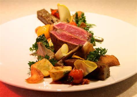 cuisine bistronomique l atelier du bœuf une cuisine créative bistronomique