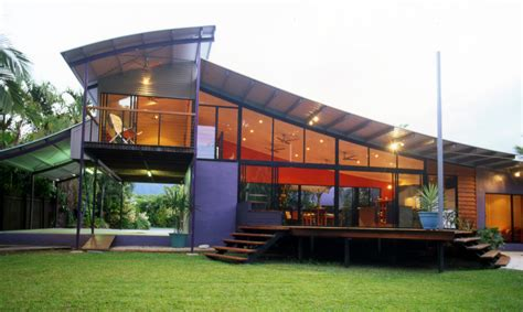 modern tropical house design becuo house plans