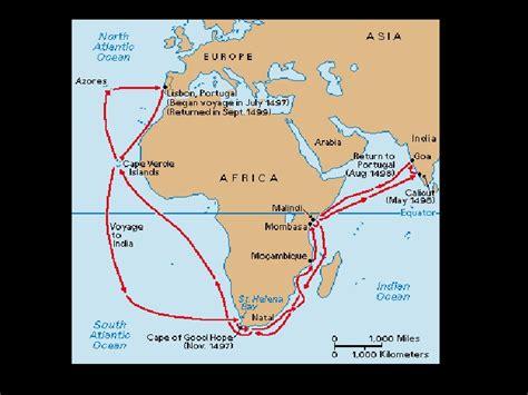 Route Vasco Da Gama by Vasco Da Gama