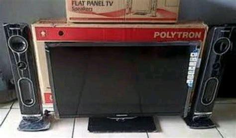 Harga Tv Merk Polytron 24 Inch harga tv led 24 inch polytron cinemax tevepedia