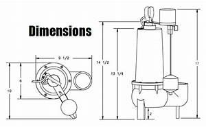 Duramac Cast Iron Submersible Sewage Pumps