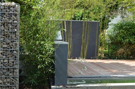 Sichtschutz Garten Zur Straße by Garten Im Quadrat Moderner Garten 7 Ideen F 252 R Die