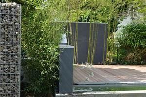 Moderner Garten Sichtschutz : garten im quadrat moderner garten 7 ideen f r die ~ Michelbontemps.com Haus und Dekorationen