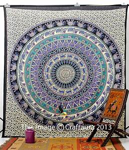 Elphant Tapestries Hippie Tapestry Tapestries by ...