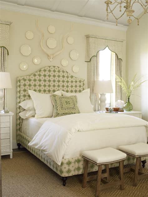 Yellow And Green Bedroom  Cottage  Bedroom  Phoebe Howard