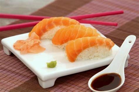 recette de sushi de saumon facile et rapide