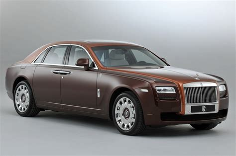Rolls Royce Picture by 2013 Rolls Royce Ghost One Thousand And One Nights Edition