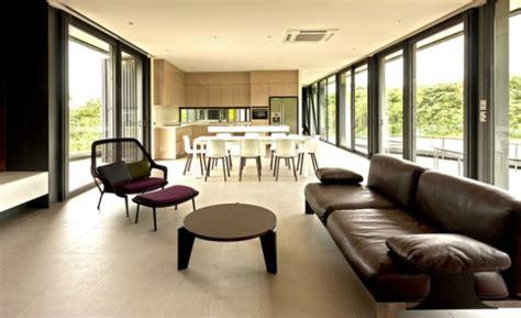 Modern Wooden House Design Combine Asian And European