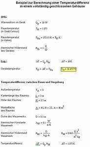 Anstieg Berechnen : anstieg der umgebungstemperatur berechnen ~ Themetempest.com Abrechnung
