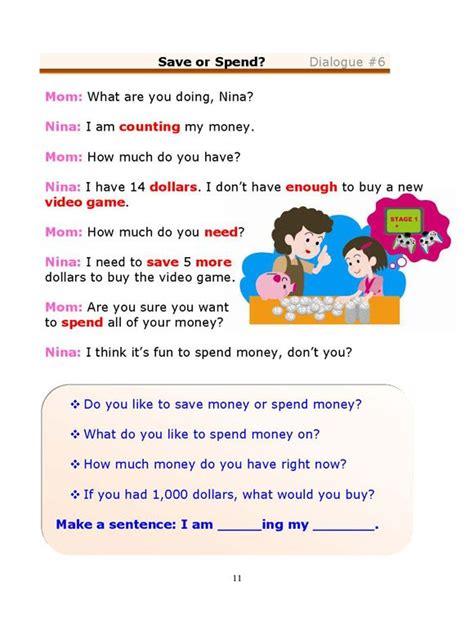 esl dialogues vocabulary review lesson book  unit