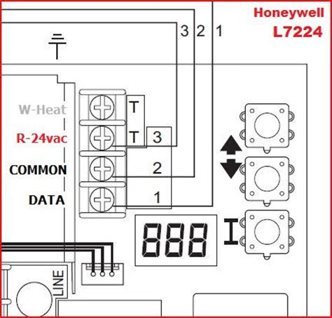 wiring a new honeywell thermostat to honeywell aquastat controller doityourself community