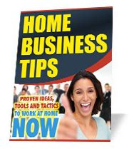 You have a talent that is unique; Free Newsletter - Home Business Opportunities