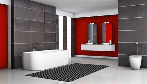 modern bathroom design deco salle de bain couleur