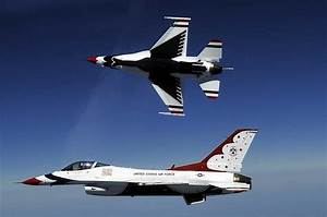 Military United States Air Force Thunderbirds wallpapers ...