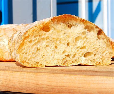 easy bread recipe quick ciabatta holy cow