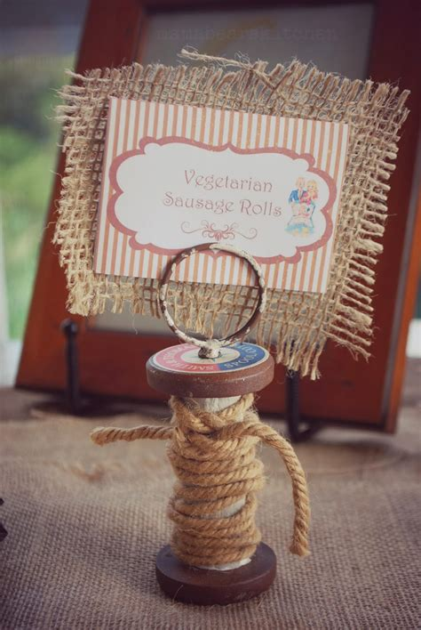 burlap  lace baby shower baby shower ideas themes