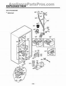 34 Lg Ice Maker Parts Diagram