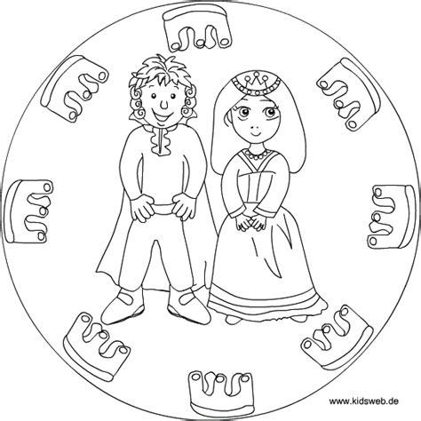 Kleurplaat Prinses Met Kleine Huisjes by The Magic Factory Mandala Kleurplaten Voor Kinderen