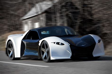 All Electric Cars by Tomahawk All Electric Sports Car Hiconsumption