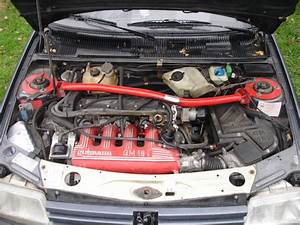 205 Gti 1 9 Fiche Technique : 205 mi16 gutmann de 1991 auto titre ~ Maxctalentgroup.com Avis de Voitures