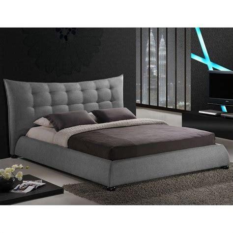 marguerite platform bed  gray bbt grey xx