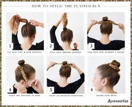 HD Wallpapers How To Make Bun Hairstyles For Long Hair Dailymotion - Bun hairstyle step by step dailymotion