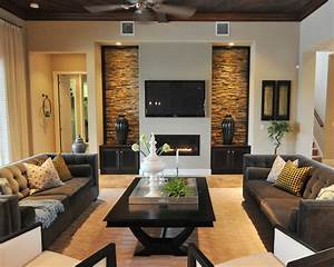 Interior design gallery for Living room interior design photo gallery