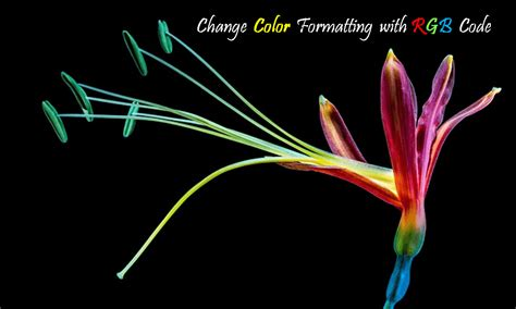 Get Rgb Color Of Cell
