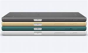 Sony Launches Xperia Z5 Smartphones With 4k Display