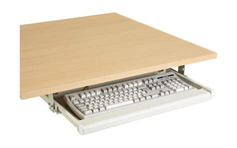 bureau avec tablette pour clavier support clavier coulissant comparer et acheter