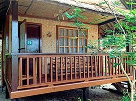 Greenviews Resort at Port Barton, Palawan, Philippines.