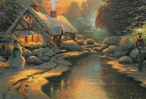 weihnachten als animiertes wallpaper auf dem desktop
