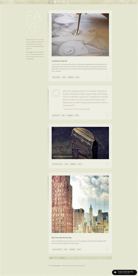 Squarespace Templates With Sidebar by Squarespace Templates Your Guide To Planning Squarespace