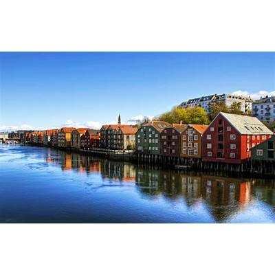 Trondheim - Town in Norway Sightseeing and Landmarks