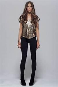 Silvester Outfit 2017 : m s de 25 ideas bonitas sobre blusas doradas en pinterest capa de encaje blusas en guipur y ~ Frokenaadalensverden.com Haus und Dekorationen