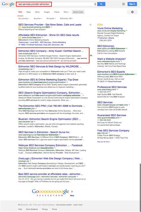 seo service provider andy kuiper marketing edmonton seo expert