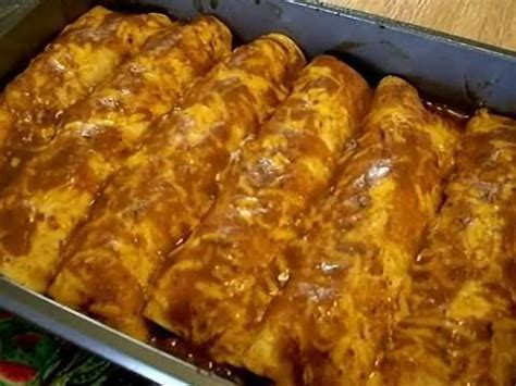real beef enchiladas spanish rice refried beans youtube