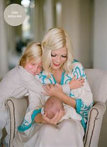 Tori Spelling: How I Get My Kids To Clean Their Rooms ...