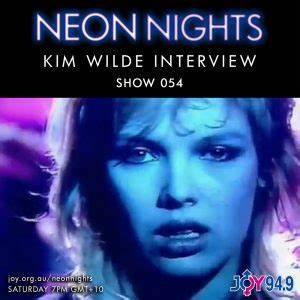 Show 054 Kim Wilde Interview