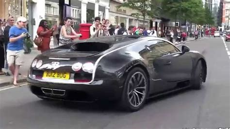 Bugatti On The Streets by Bugatti Veyron 16 4 Sport On