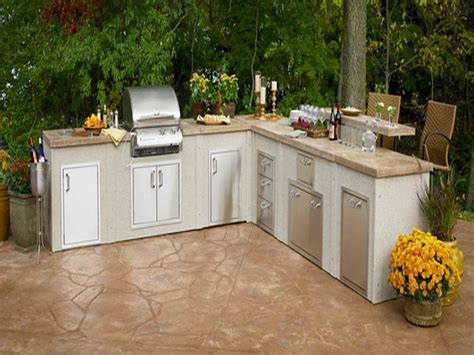 Modular Outdoor Kitchens Tips  Outdoor Patio Kitchen