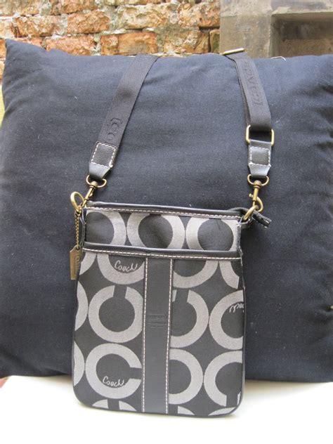 anggun maya gallery coach sling bag garage sale