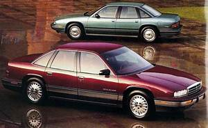 Curbside Classic  1996 Buick Regal Olympic Edition  U2013 Go