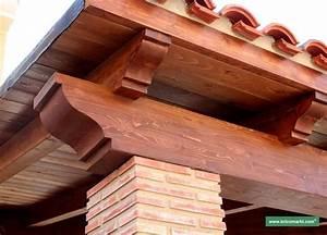 Vigas porches Maderas Casais Materiales de Carpintería en A Coruña Galicia
