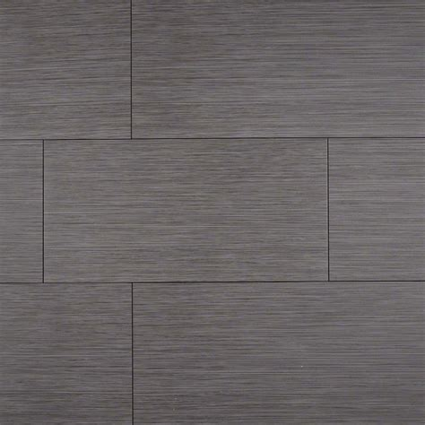 grey porcelain tile 12x24 gray graphite focus porcelain polished 12x24 modern wall and floor tile by white marble