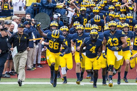 college football rankings michigan wolverines baltimore sun