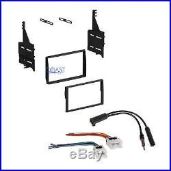Planet Audio Car Radio Stereo Dash Kit Wire Harness For