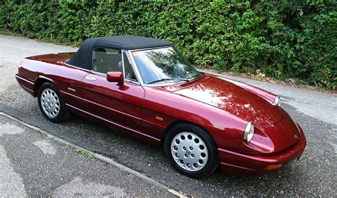 Alfa Romeo Spider (1993